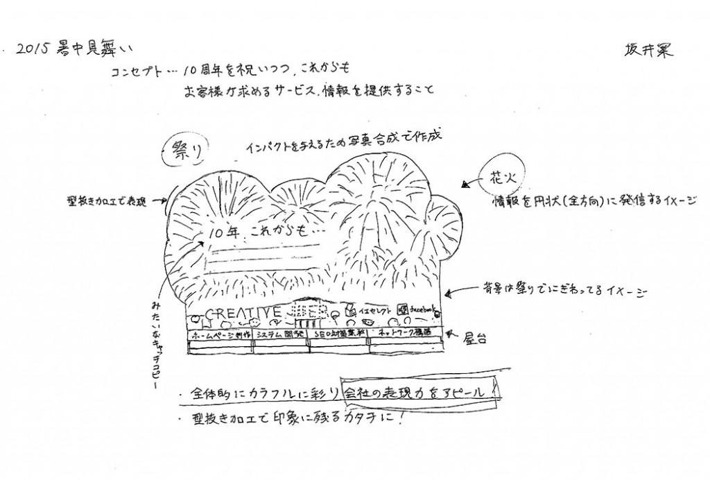 坂井さんラフ