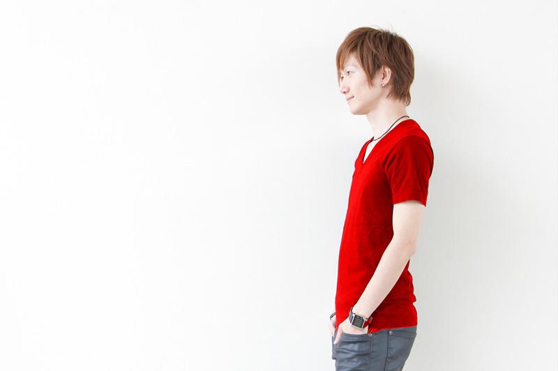 赤色カラー